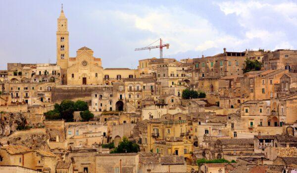People Places Purposes, diventa cittadino di Matera 2019