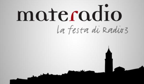 Materadio 2019, la festa di Rai Radio 3 arriva a Matera