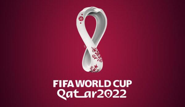 Doha: esattamente alle 20:22, il logo ufficiale della Coppa del Mondo FIFA Qatar 2022 è stato svelato digitalmente in tutto il mondo