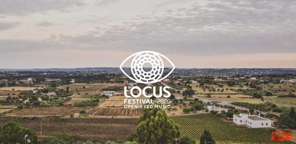 nuovo logo locus festival 2020 radio punto musica