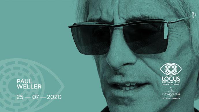 paul weller al locus festival 2020 radio punto musica