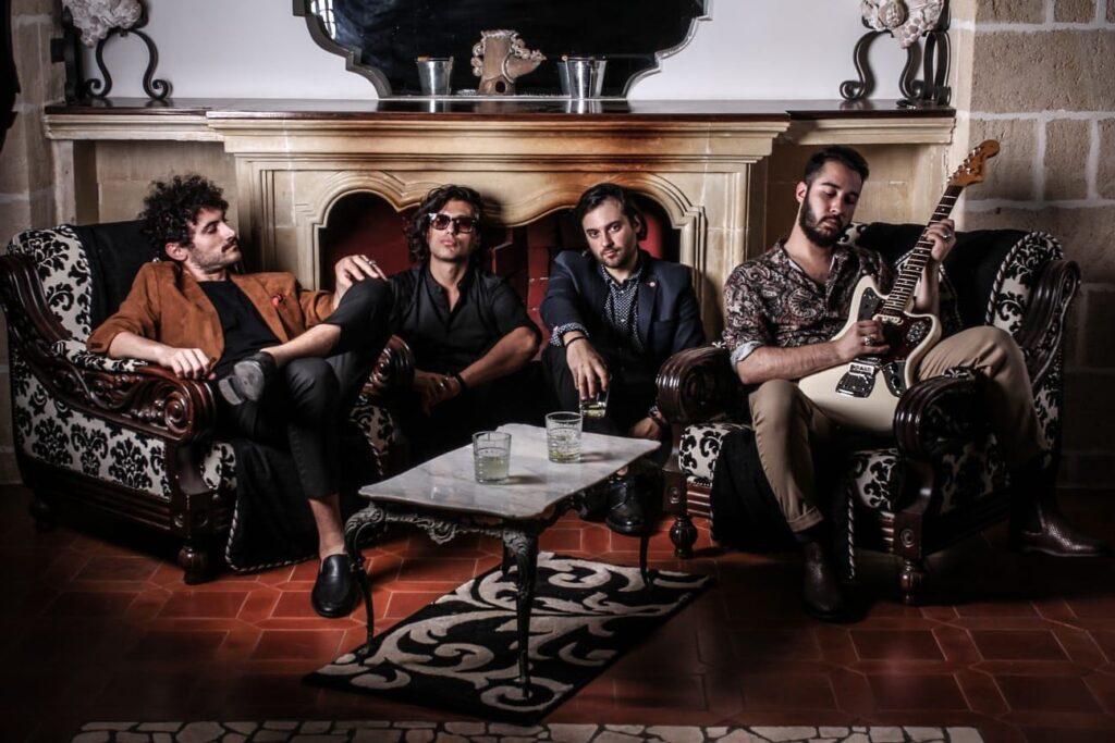 Malamore band osvaldo intervista radio punto musica