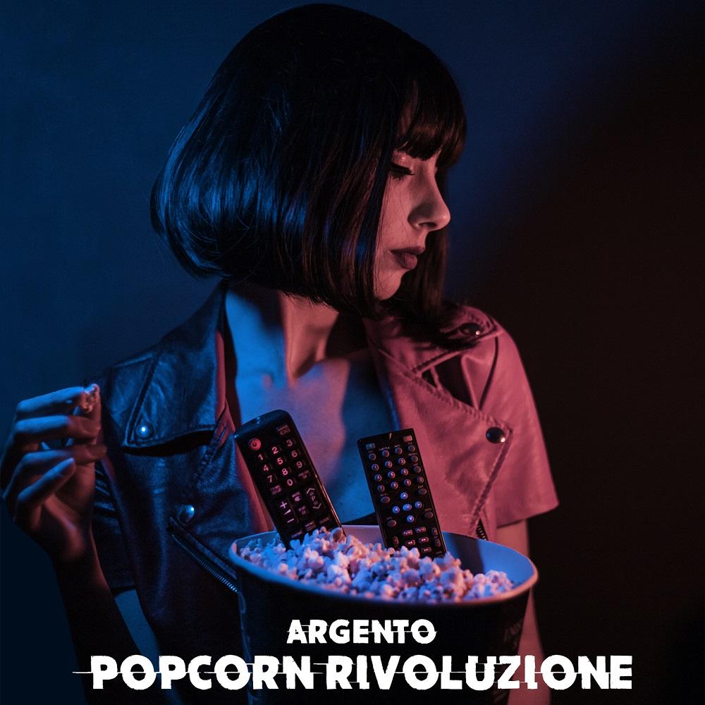 Popcorn rivoluzione argento radio punto musica