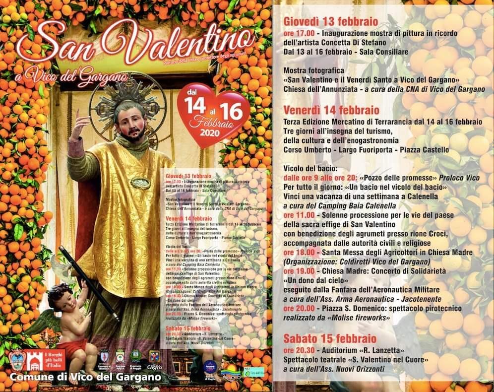 TerrArancia, a Vico del Gargano arriva la terza edizione radio punto musica programma