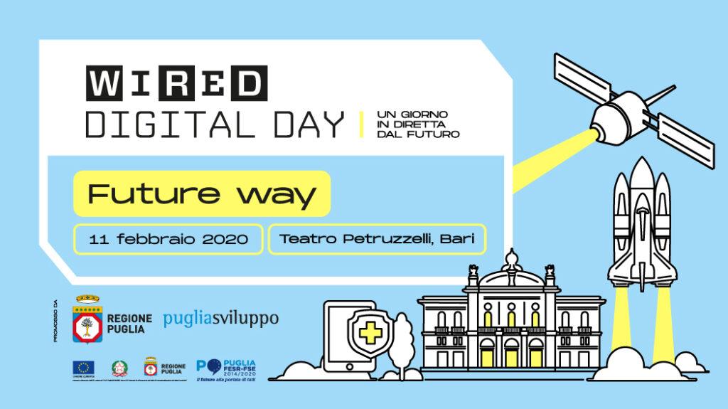 wired digital day 2020 bari la terza edizione radio punto musica