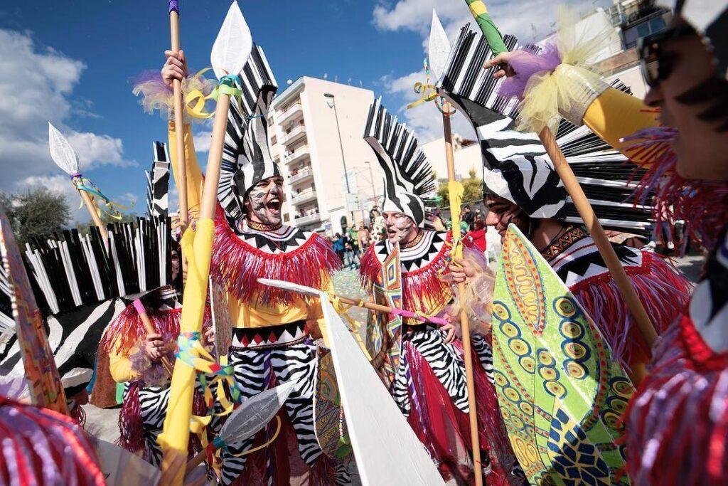 Carnevale Manfredonia, gli ultimi 3 appuntamenti della kermesse pugliese radio punto musica