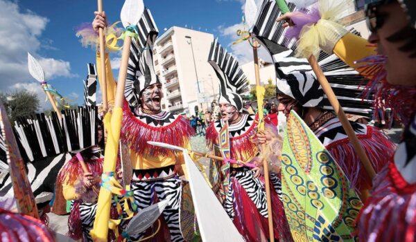 Carnevale Manfredonia, gli ultimi 3 appuntamenti della kermesse pugliese
