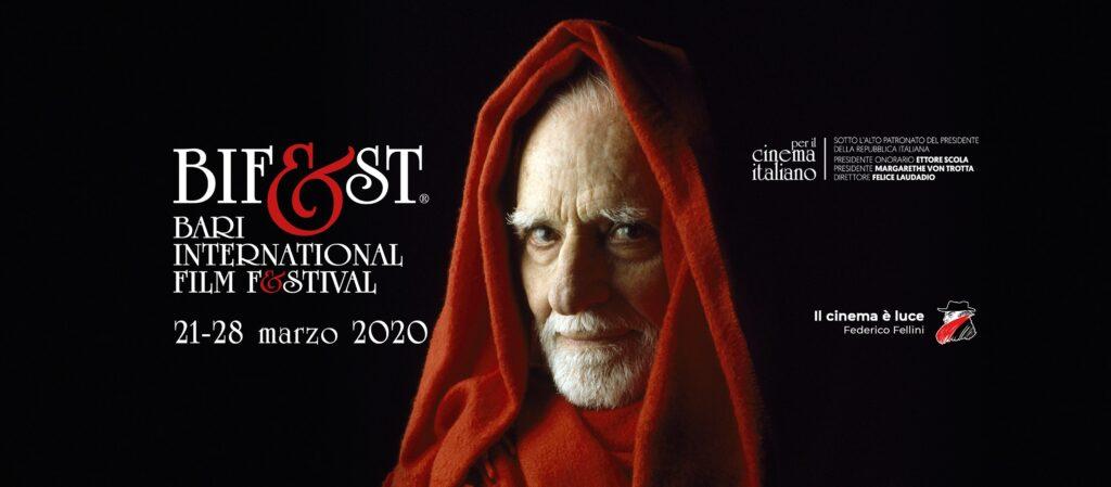 locandina bifest 2020 international film festival bari radio punto musica