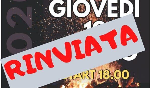 Gravina in Puglia: rinviata la XVII edizione di Nova Nouve