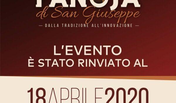 """Vieste, la decima edizione della """"Fajona di San Giuseppe"""" al 18 aprile"""