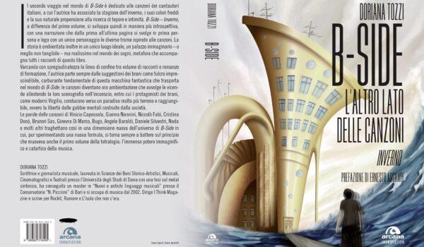 """Libri sulla musica: ecco """"Inverno"""", il secondo capitolo di B-SIDE"""