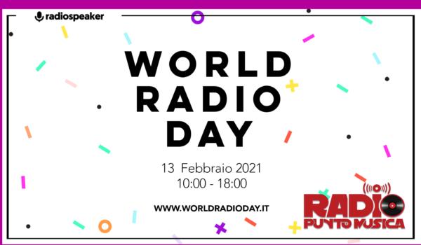 WORLD RADIO DAY 2021: CELEBRIAMO LA RADIO CON UN GRANDE EVENTO ONLINE