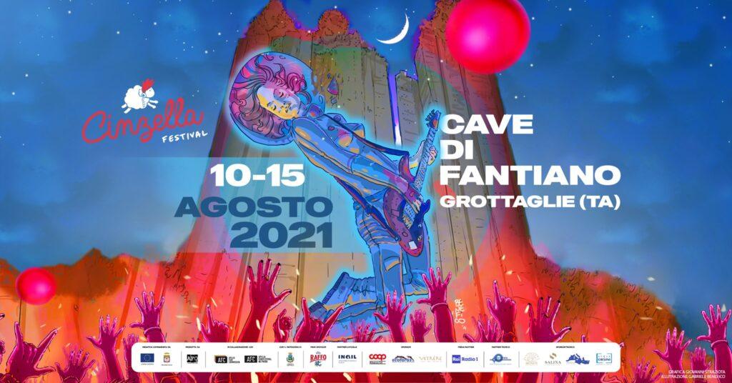 date del cinzella festival 2021