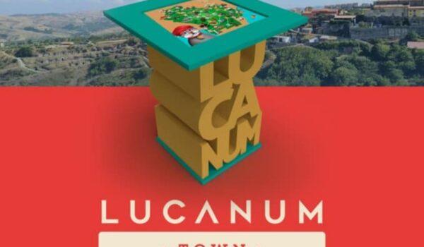 Lucanum Town, gioco da tavolo su strada della Basilicata